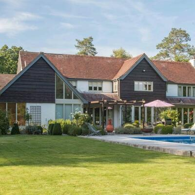 New Forest home refurbished