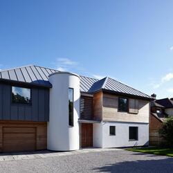 Contemporary Lymington Home