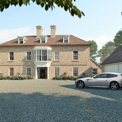 New Bespoke House - Lymington